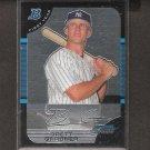 BRETT GARDNER - 2005 Bowman Chrome RC - New York Yankees