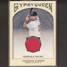 KEVIN YOUKILIS - 2011 Topps Gypsy Queen Game-Used Jersey - Boston Red Sox