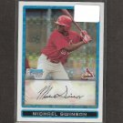 MICHAEL SWINSON - 2009 Bowman Chrome XFractor RC - St. Louis Cardinals