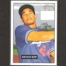 MATT KEMP - 2005 Bowman Heritage Rookie Card - LA Dodgers