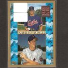 JON GARLAND & GEOFF GOETZ 1998 Topps Minted in Cooperstown RC - White Sox & Dodgers