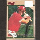 MARLON ANDERSON - 1996 Bowman RC - Phillies, Dodgers & Mets