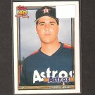 DARRYL KILE - 1991 Topps Traded RC - Astros, Rockies & Cardinals