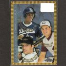 ADRIAN BELTRE, AARON BOONE - 1998 Topps Chrome RC - Rangers, Reds, Yankees & Dodgers