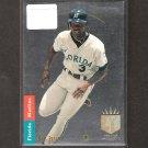 CARL EVERETT - 1993 Upper Deck SP RC - Marlins, Red Sox & White Sox