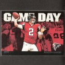 MATT RYAN - 2011 Topps Gameday - Falcons & Boston College Eagles