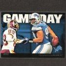 NDAMUKONG SUH - 2011 Topps Gameday - Lions & Nebraska Cornhuskers