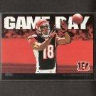 AJ GREEN - 2011 Topps Gameday RC - Bengals & Georgia Bulldogs