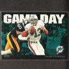 DAN MARINO - 2011 Topps Gameday - Dolphins & Pitt Panthers