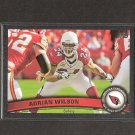 ADRIAN WILSON - 2011 Topps Black Parallel #10/55 - Cardinals & NC State Wolfpack