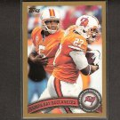TAMPA BAY BUCCANEERS Team Card - 2011 Topps Gold Parallel #/2011