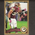 LaRON LANDRY - 2011 Topps Gold Parallel #/2011 - Redskins & LSU Tigers