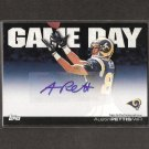 AUSTIN PETTIS - 2011 Topps GamedayRookie AUTOGRAPH - Rams & Boise State
