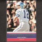 ROGER STAUBACH - 2011 Topps Super Bowl Legends - Cowboys & Navy Midshipmen