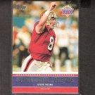 STEVE YOUNG - 2011 Topps Super Bowl Legends - 49ers & BYU