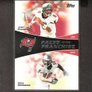 JOSH FREEMAN & MIKE WILLIAMS 2011 Topps Faces of the Franchise - Tampa Bay Buccaneers