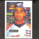 NELSON CRUZ - 2005 Bowman Heritage RC - Texas Rangers & Brewers