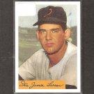 DON LARSEN 2001 Bowman REPRINT - Yankees & Orioles