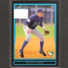 ALEX LIDDI - 2009 Bowman RC - Seattle Mariners World Baseball Classic