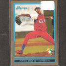 AROLDIS CHAPMAN - 2009 Bowman Gold RC - Cincinnati Reds World Baseball Classic