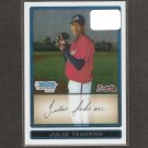 JULIO TEHERAN - 2009 Bowman Chrome RC - Atlanta Braves