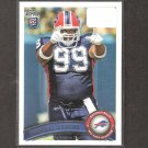 MARCELL DAREUS 2011 Topps Rookie Card - Buffalo Bills & Alabama Crimson Tide