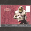 CLINTON PORTIS - 2005 Fleer TD Kings - Redskins, Broncos  & Miami Hurricanes