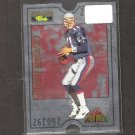 DREW BLEDSOE - 1995 Proline Classic Pro Bowl - Patriots, Cowboys & Washington State Cougars