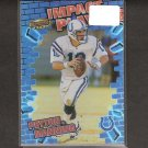 PEYTON MANNING - 2001 Bowman's Best Impact Players- Colts & Tennessee Volunteers