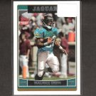 MAURICE JONES-DREW - 2006 Topps Rookie - Jaguars & UCLA Bruins