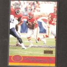 FRANK MOREAU - 2001 Pacific Retail Limited - Chiefs & Louisville Cardinals