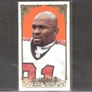 TERRANCE MATHIS - 2001 Pacific Private Stock MINI - Falcons & New Mexico Lobos