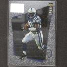 MARSHALL FAULK - 1996 Collector's Choice MVP Silver FOIL - Colts, Rams & San Diego State Aztecs