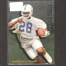 MARSHALL FAULK - 1994 Skybox Skytech Stars ROOKIE Card- Colts, Rams & San Diego State Aztecs