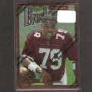 SIMEON RICE - 1996 Topps Finest Rookie Card - Buccaneers & Illinois Fighting Illini