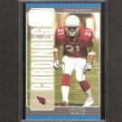 ANTREL ROLLE - 2005 Bowman Rookie Card - Arizona Cardinals & Miami Hurricanes