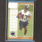 DARREN SPROLES - 2005 Bowman GOLD Rookie - Chargers, Saints & Kansas State