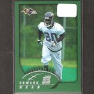 ED REED - 2002 Topps RC - Baltimore Ravens & Miami Hurricanes