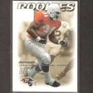 JAMAL LEWIS - 2000 Dominion RC - Ravens, Browns & Tennessee Volunteers
