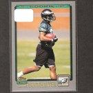 CORRELL BUCKHALTER 2001 Topps ROOKIE - Philadelphia Eagles & Nebraska Cornhuskers