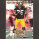 JEROME BETTIS 1997 Collector's Choice You Crash the Game - Steelers & Notre Dame Fighting Irish