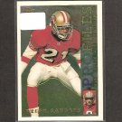 DEION SANDERS 1995 Topps Profiles - 49ers, Cowboys & Florida State Seminoles