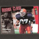 SIMEON RICE 1996 Collector's Choice Rookie Card RC - Tampa Bay Buccaneers & Syracuse Orangemen