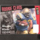 KARIM ABDUL-JABBAR - 1996 Collector's Choice Rookie - Dolphins & UCLA Bruins