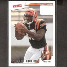 RUDI JOHNSON 2001 Victory Rookie Card RC - Bengals & Auburn Tigers