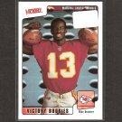 MARVIN SNOOP MINNIS 2001 Victory Rookie Card RC - Kansas City Chiefs & Florida State Seminoles