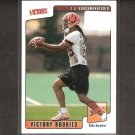 TJ HOUSHMANDZADEH 2001 Victory Rookie Card RC - Bengals, Raiders & Oregon State Beavers