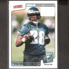CORRELL BUCKHALTER 2001 Victory Rookie Card RC - Philadelphia Eagles & Nebraska Cornhuskers