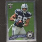 DeMARCO MURRAY 2011 Topps Chrome Rookie Card RC - Dallas Cowboys & Oklahoma Sooners
