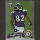 TORREY SMITH 2011 Topps Chrome Rookie Card RC - Ravens & Maryland Terrapins